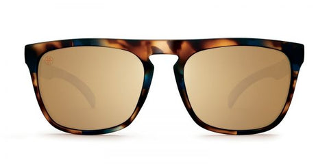 Kaenon - Leadbetter Oasis Sunglasses / B12 Brown Gold Mirror Lenses