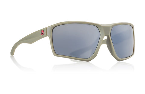 Dragon - Tenzig Matte Olive Sunglasses / Smoke Lenses