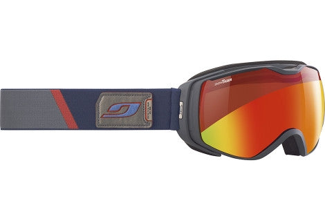 Julbo - Universe Grey Goggles, Snow Tiger Lenses