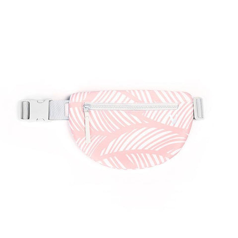 Vooray - Urban Feather Pink Fanny Pack