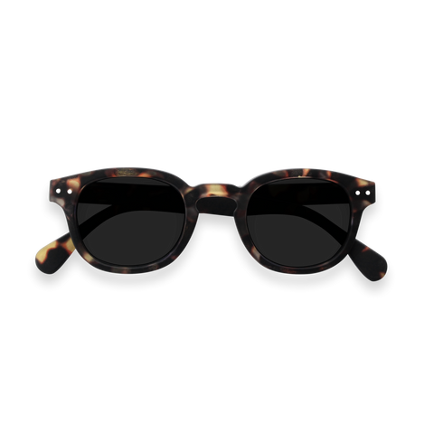 Izipizi - #C Junior  Tortoise Sunglasses / Grey Lenses
