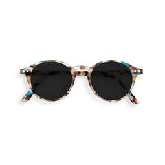 Izipizi - #D Junior Blue Tortoise Sunglasses / Grey Lenses