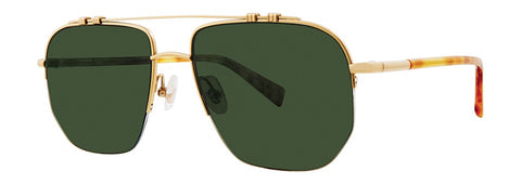 Seraphin - Summers Arcadian Green Eyeglasses / Demo Lenses