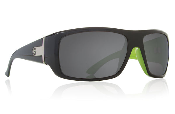 Dragon - Vantage Jet Lime / Grey Sunglasses