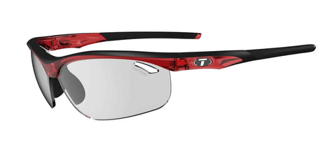Tifosi - Veloce Crystal Red Sunglasses / Smoke Fototec Lenses