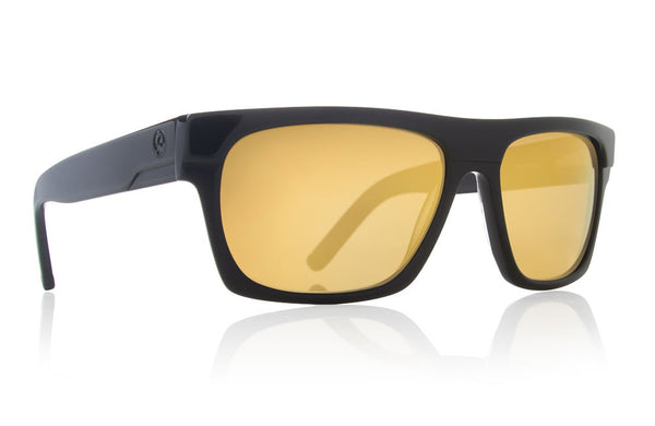 Dragon - Viceroy Black Gold / Gold Ion Sunglasses