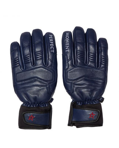 Perfect Moment - PM Navy Ski Gloves