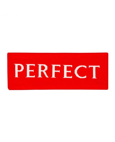 Perfect Moment - Unisex PM Red Headband