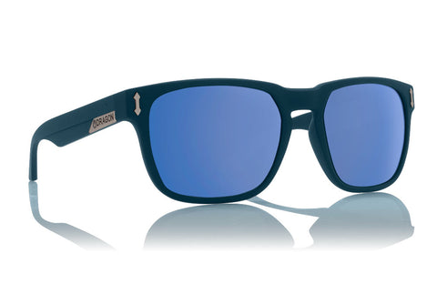 Dragon - Monarch Matte Deep Navy Sunglasses / Blue Ion Lenses