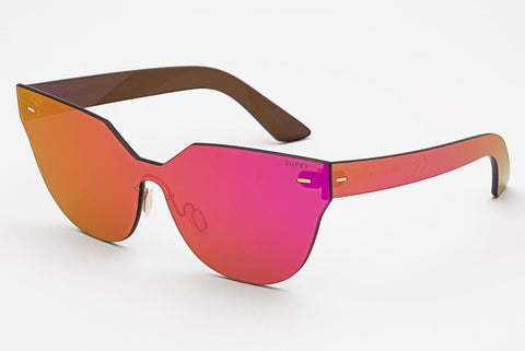 Super - Tuttolente Zizza Pink Sunglasses