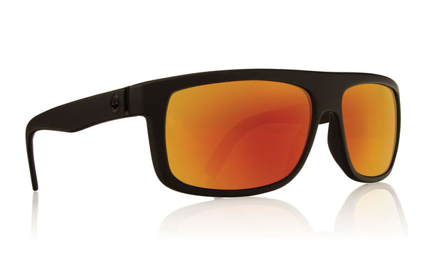 Dragon - Wormser Matte Black / Red Ion Sunglasses