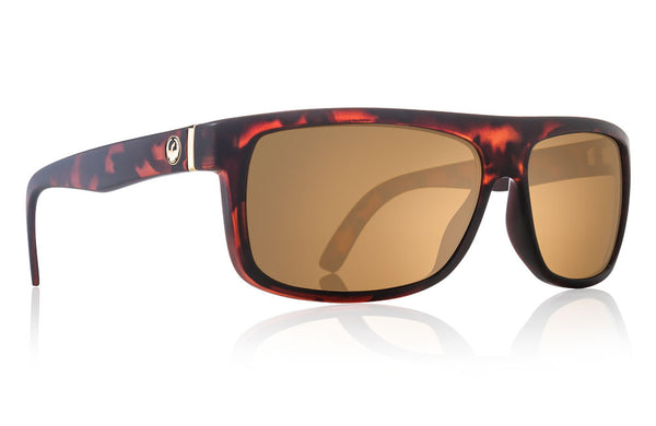 Dragon - Wormser Matte Tortoise / Bronze Sunglasses