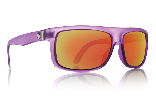 Dragon - Wormser Purple Crystal / Red Ion Sunglasses