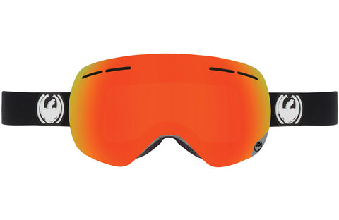 Dragon - X1s Inverse / Red Ion + Yellow Blue Ion Goggles