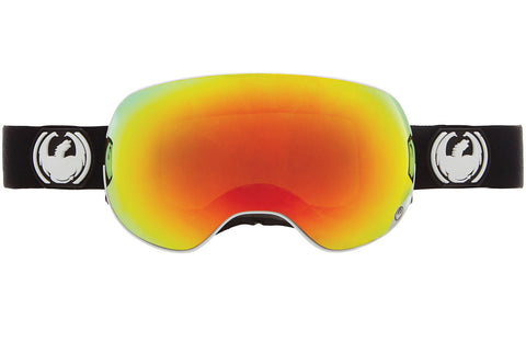 Dragon X2 Inverse / Red Ion + Yellow Blue Ion Goggles