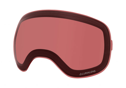 Dragon - X2 Lumalens Rose Snow Goggle Replacement Lens