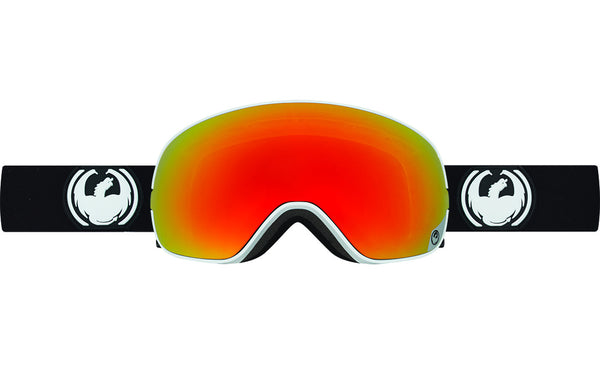 Dragon - X2s Inverse / Red Ion + Yellow Blue Ion Goggles