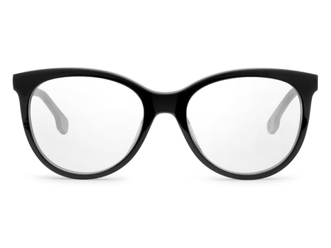 Carrera - 5545 Black Eyeglasses / Demo Lenses