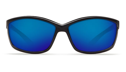 7c9ce408310 Costa - Manta Shiny Black Sunglasses   Blue Polarized Glass Lenses