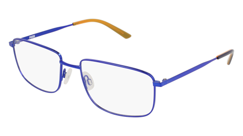 Puma - PU0178O Blue Eyeglasses / Demo Lenses