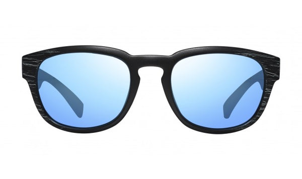 5475d3fa299 Revo - Zinger Matte Black Scratch Sunglasses   Blue Water Serilium Pol –  New York Glass
