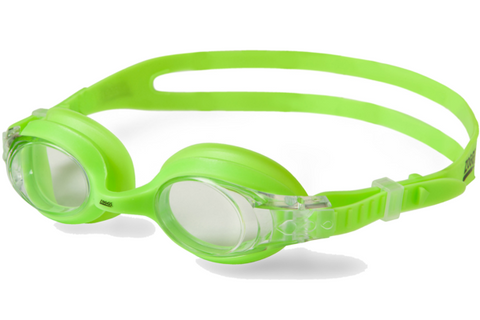 Zoggs - Zoggles Green Swim Goggles / Clear Lenses