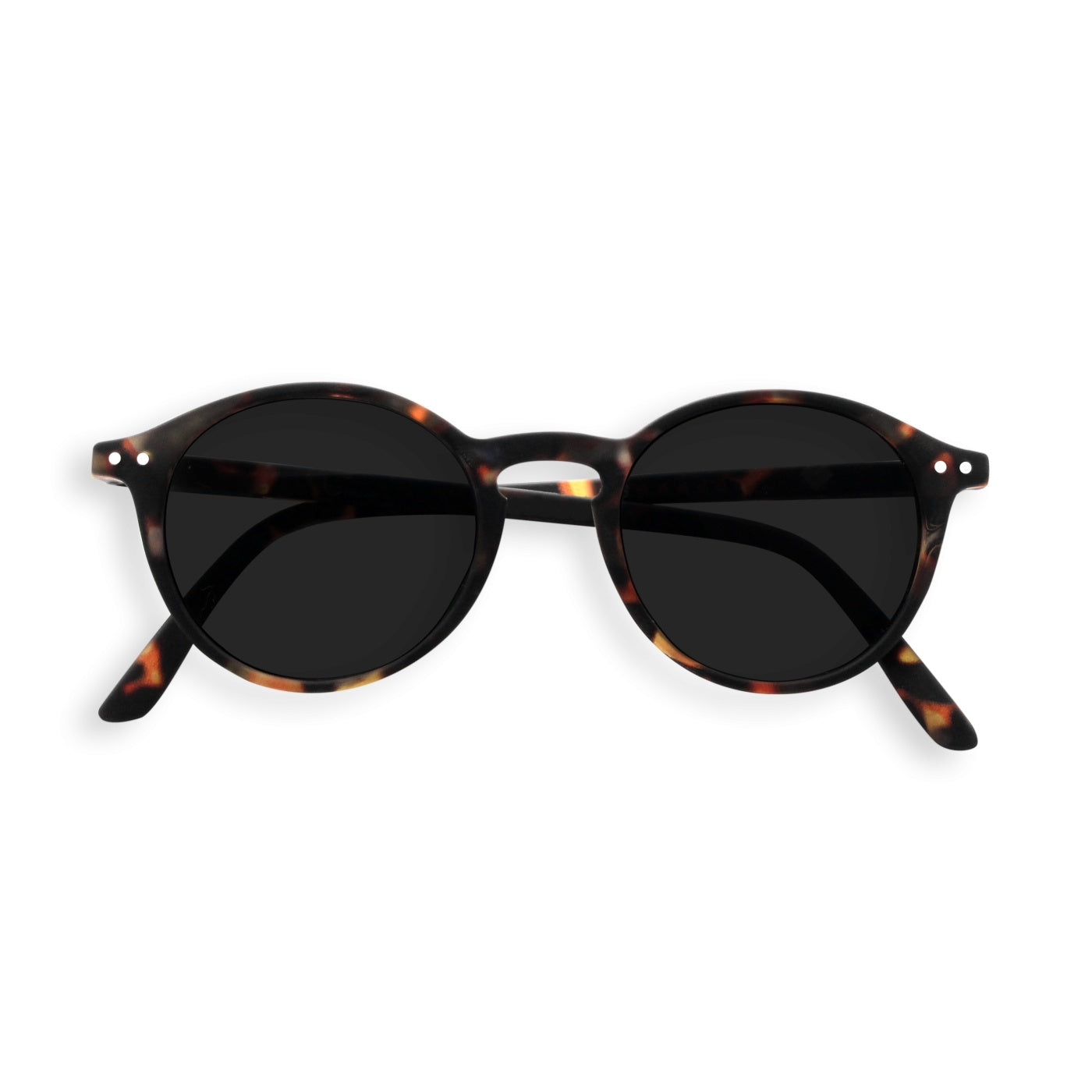 Izipizi - #D Tortoise Sunglasses / Grey Lenses