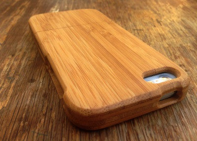 Crowd - Coque Bois iPhone 5 /5s