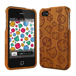 Jewel - Coque Bois iPhone 5 /5s