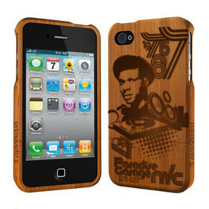 Larry Levan - Coque Bois iPhone 5 /5s