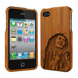 Bob Marley - Coque iPhone 6s Bois