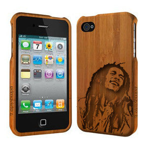 Marley - Coque Bois iPhone 4/4s