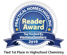 Chemistry 101 High School Chemistry Award 2019