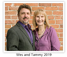 Wes and Tammy Olson in 2019