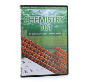 Chemistry 101 Front Cover
