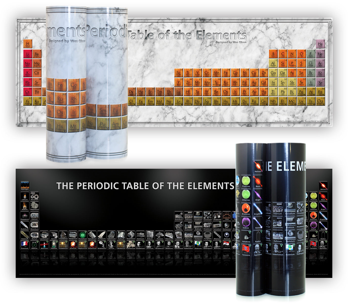 Periodic Table of the Elements - Course Aid