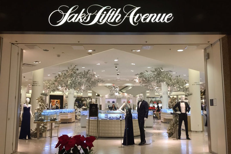 Saks Fifth Avenue Features LIULI Crystal Art in Lunar New Year Celebration
