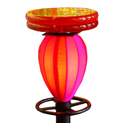 Liuli Lantern Bar Stool - Exclusively Designed for Garden Show