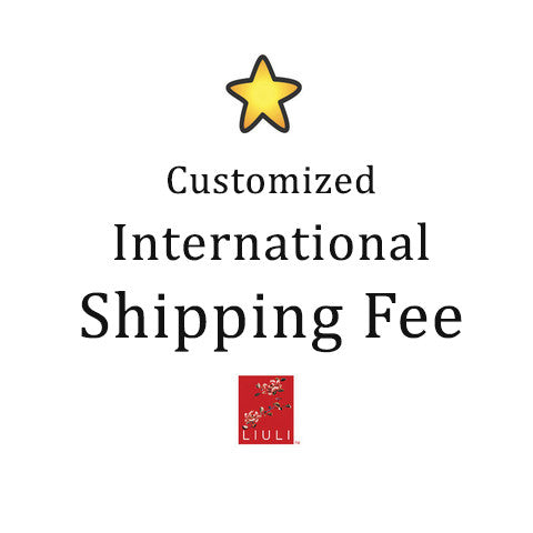 International Shipping Fee (Spain) - LIULI Crystal Art
