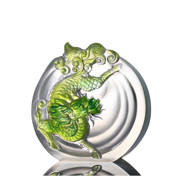 Sun Dance (Goodness) - Qilin, Auspicious Mythical Creature