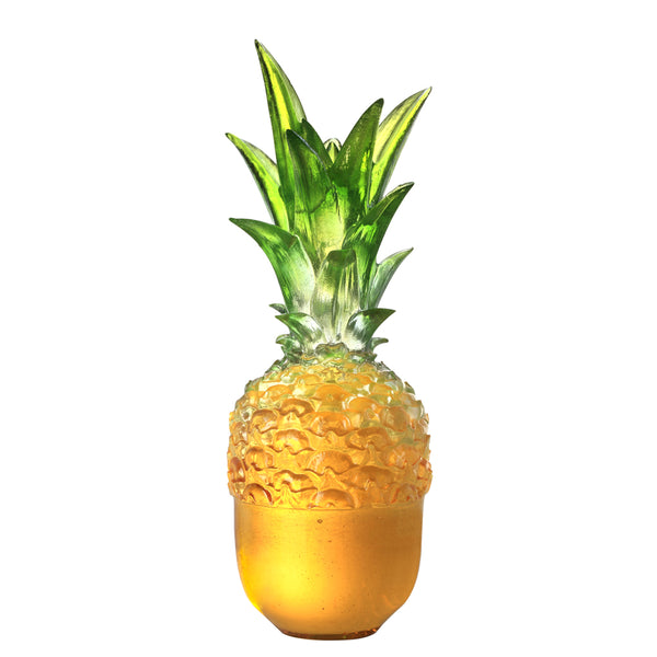 Flying High (Willpower) - Pineapple Figurine, Kitchen Decor