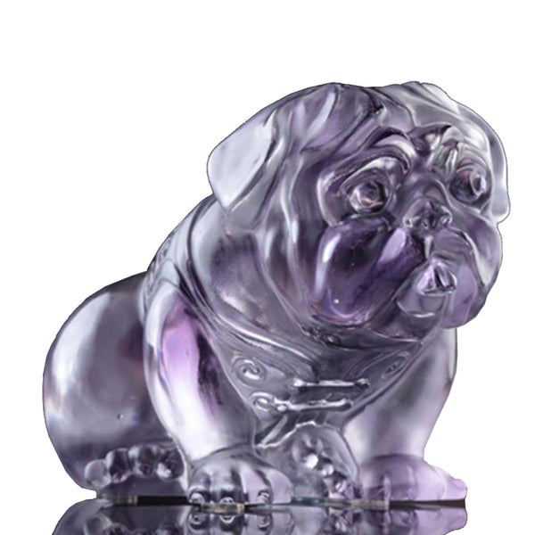 The Pug - Dog Figurine (Playful Pug)