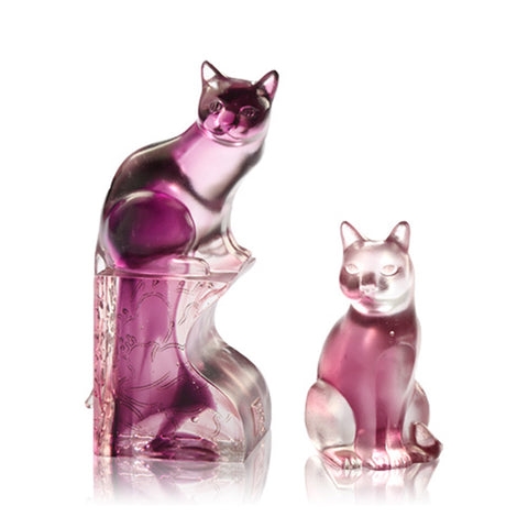 "Cat Figurine - ""The House Cat"""