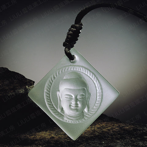 Pendant, Buddhism (Guan Yin) Buddha in One's Heart
