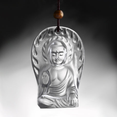Amitabha Buddha Pendant - Fulfillment at Hand