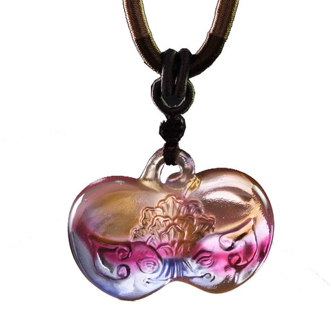 Pendant (Love) - A Flower Blooms in Our Hearts