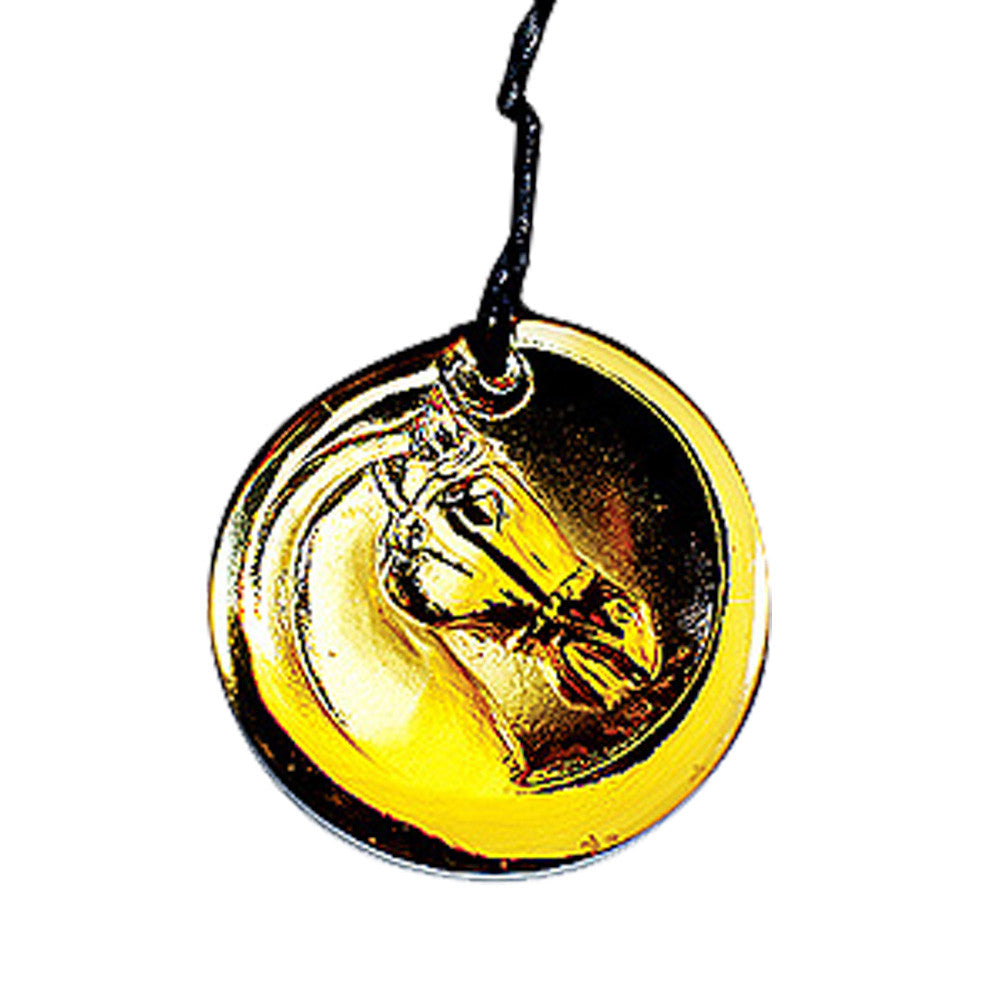 Pendant (Zodiac, Horse) - Noble in Motion, Noble at Rest