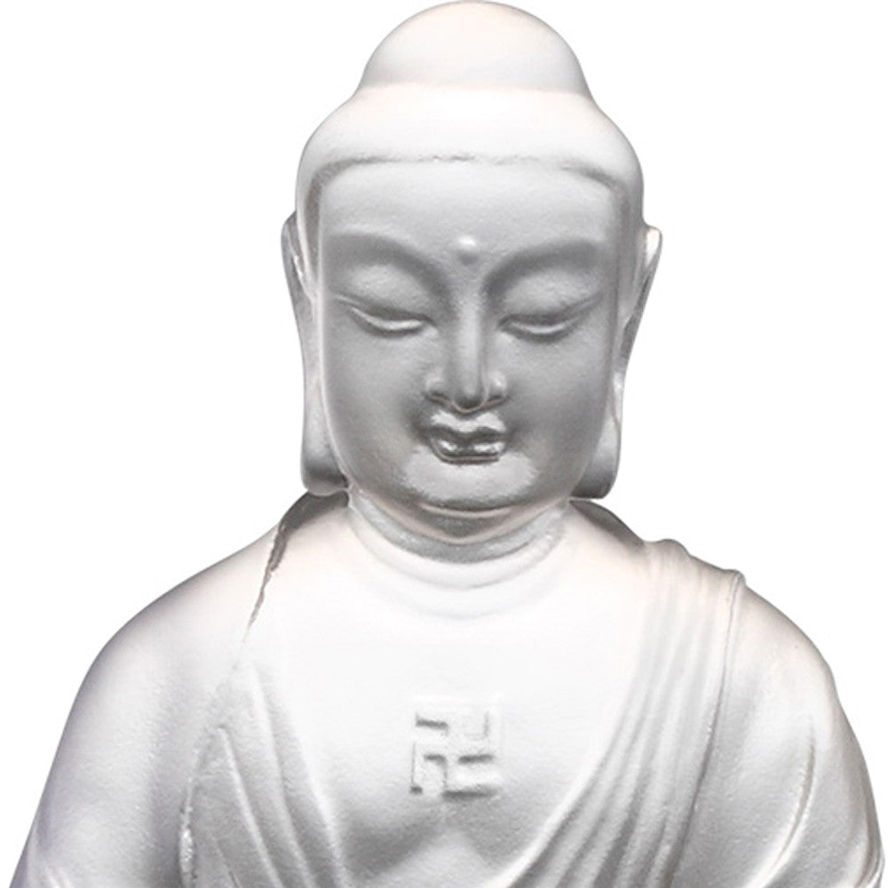 Crystal Buddha, Shakyamuni Buddha, Guardians of Peace - LIULI Crystal Art