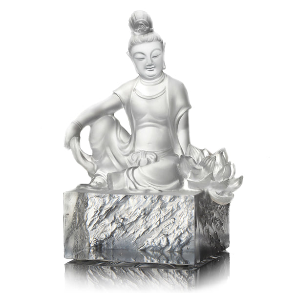 Content, A Flower Blooms (Guanyin) - Only Love, Only Concern