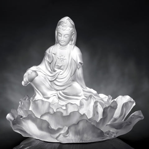 Mortal Smile, Guanyin - A Smile For Serenity